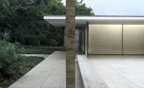 Barcelona Pavilion Floor Plan Mies Van Der Rohe U0027s Barcelona Pavilion Hits 30 Years Wallpaper