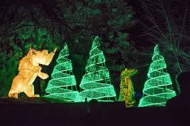 when do the zoo lights start la zoo lights in griffith park what to know