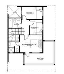 Two Story Small House Plans Phd 2015002 Floor Plan Cottages Pinterest Bungalow Story