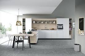 cuisine bois gris cuisine bois blanc cuisine bois et gris blanc moderne 25 id es d am