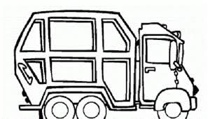 garbage truck coloring pages truck colouring pages mewarnai 2014
