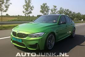 java green bmw java green m3 f80 foto u0027s autojunk nl 182567