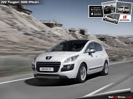 peugeot cars 2012 2012 peugeot 3008 specs and photos strongauto