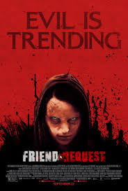 evil is trending in new trailer u0026 poster for horror flick friend