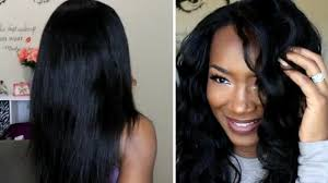 do you have to leave alot of hair out for versatile sew in best hair to blend your leave out ft viva body wave hair youtube