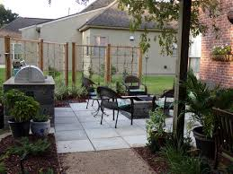 Backyard Feature Wall Ideas Full Size Of Backyard Fence Cost Calculator Desert Landscaping