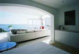 Beautiful Homes Interior Design Beautiful House Overlooking The Ocean