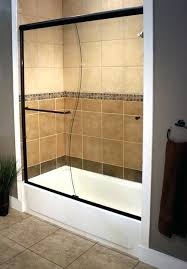 How To Install A Sterling Shower Door Sterling Finesse Shower Door Finesse Shower Tub Door From Sterling
