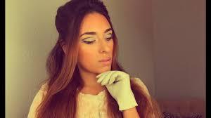 70 u0027s makeup tutorial 2 super easy makeup looks for halloween