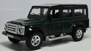 land rover defender matte black two lane desktop rmz city 1 40 and matchbox 1 64 land rover