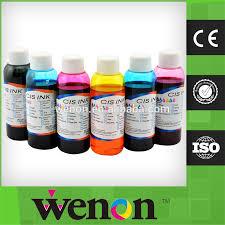 6 color edible ink for epson 1400 inkjet printer food ink buy