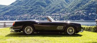 Ferrari California 1957 - the 20 most expensive cars sold at auction
