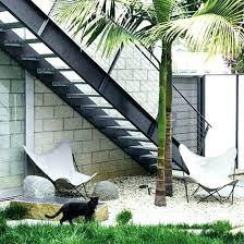 outdoor staircase design diy wood stairs plans install outdoor stair railing design new