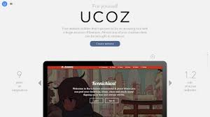 website templates for ucoz ucoz website builder review