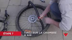 réparer une chambre à air de vélo comment réparer un pneu de vélo 15 é