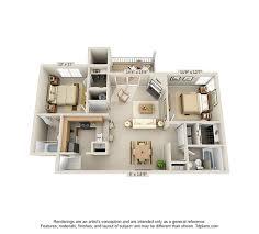 2 Bedroom Apartments In New Orleans Bonhomme Village Rentals Saint Louis Mo Apartments Com