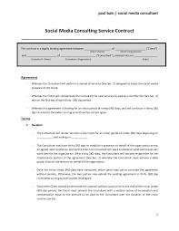 business consulting contract template eliolera com