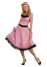 fashion trends casual navy blue polka dot dresses without sleeves