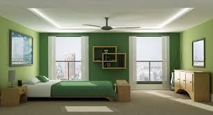 elegant green bedroom for modern home living monochromatic bedroom