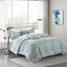 California King Comforters Sets Amazon Com Madison Park Pure Mpp10 017 Elena 5 Piece Cotton