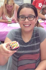 all about gracie a c moore craft wednesday cupcakes