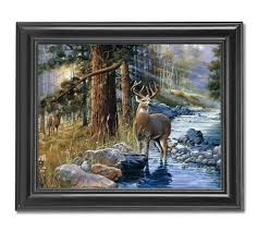 home interior deer pictures home interiors wall pictures