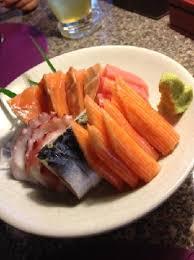 site de cuisine sashimi ร ปถ ายของ tengoku de cuisine เม องเช ยงใหม tripadvisor