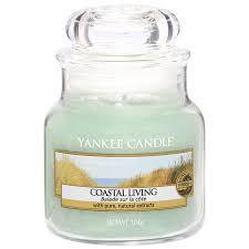 kerzen online yankee candle coastal living small jar kerze online kaufen bei