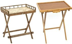 bed bath and beyond tv tray tables wooden tv trays check price order now wood tv trays bed bath beyond