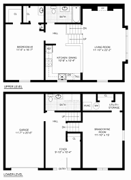 split house plans split foyer house plans bi level house floor plans luxamcc