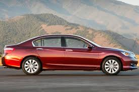 2014 honda accord vs 2014 5 toyota camry which is better