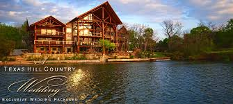 hill country wedding venues waterfront weddings in cove provides an waterfront