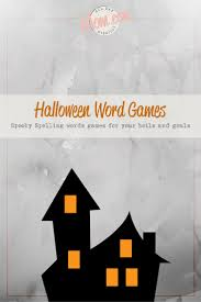 word games for kids halloween printables u2013 all day everyday mom