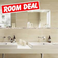 30sqm 30sqm chateau cream room deal tile choice