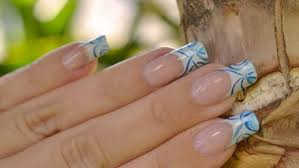 top 10 latest french tip nail art designs for 2017