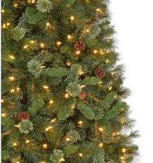 15 ft pre lit led pine artificial tree x 5250