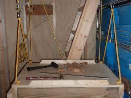 garage attic lift plans attic elevator homemade vendermicasa