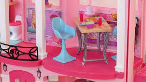 printable barbie house furniture barbie dreamhouse playset with 70 accessory pieces walmart com
