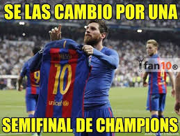 Memes Messi - el gesto de messi llen祿 de memes las redes