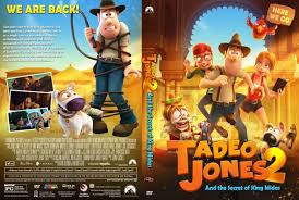 tad jones tad jones and the secret of king midas dvd covers labels by