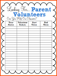 Volunteer Sign Up Sheet Template 15 Sign In Sheet Template Free Survey Template Words
