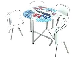 table avec chaise encastrable table cuisine chaise encastrable table cuisine encastrable stunning