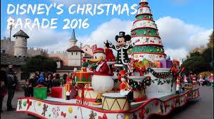 disney s parade 2016 disneyland november 2016