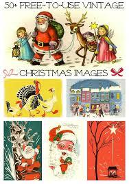 25 vintage christmas images ideas vintage