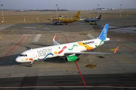 bid air wizz air reveals budapest 2024 olympic bid livery the budapest