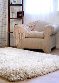 Flokati Wool Rug Shag Rugs Thick Pile Tradition