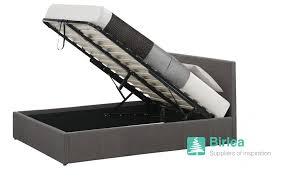 Birlea Ottoman Bedstore Uk Birlea Berlin Ottoman Fabric Bed