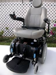 Used Power Wheel Chairs Quantum 1402 Power Chair Used Electric Wheelchairs