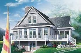 hillside floor plans sloping and hillside designs from drummondhouseplans
