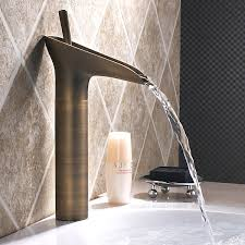 waterfall kitchen faucet best home faucets deal august 2015